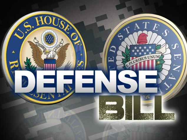 The Defense Bill hits the Ground in a Stumble
