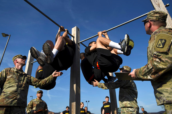 New Army Combat Fitness Test 84 Of Women Fail Cmr See more of woman soldiers on facebook. new army combat fitness test 84 of